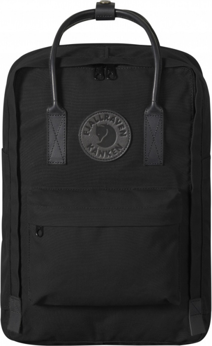 detail Kanken No. 2 Laptop 15 Black Edition