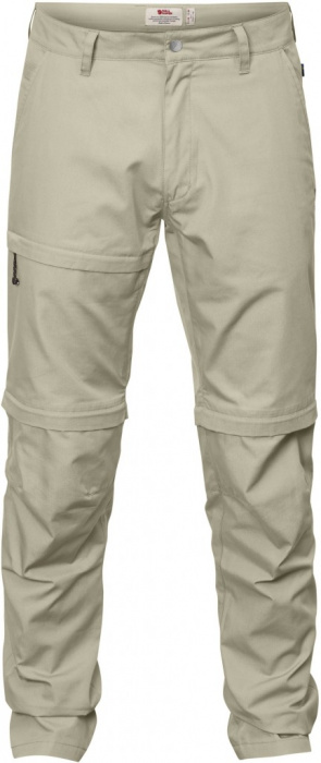 detail Traveller Zip-Off Trousers